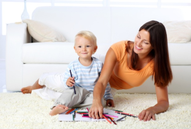 Carpet Cleaning In Cincinnati Westerkamps Dry Carpet